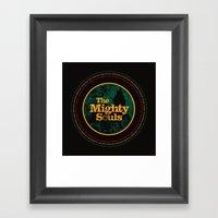 The Mighty Souls: Reggae Legends Framed Art Print
