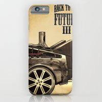 Back To The Future III iPhone 6 Slim Case