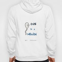 1 in Million Hoody
