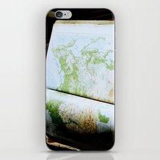 Vintage Map iPhone & iPod Skin