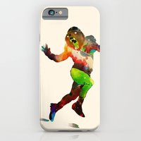 Trophy Pose iPhone 6 Slim Case