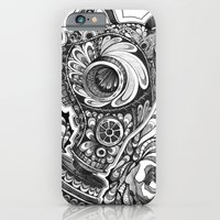 iPhone & iPod Case featuring Untitled by S.G. DeCarlo