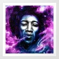 J I M I Art Print