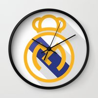 RMCF Wall Clock