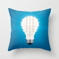 Here's an idea! Throw Pillow
