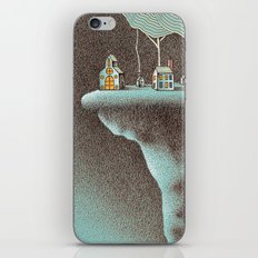 The Secluded Community iPhone & iPod Skin