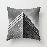 High Structure Throw Pillow