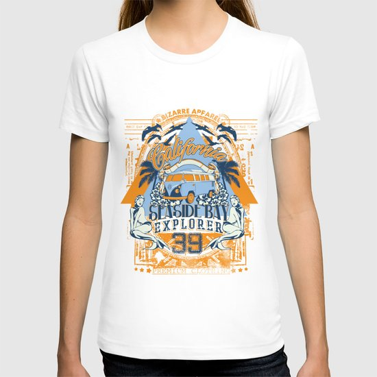 California Explorer T-shirt