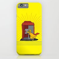 iPhone & iPod Case featuring superduck by creaziz