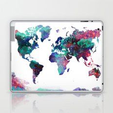 World Laptop & iPad Skin