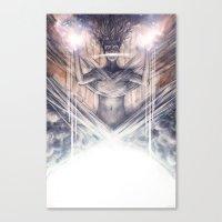 Panspermia 2 Canvas Print
