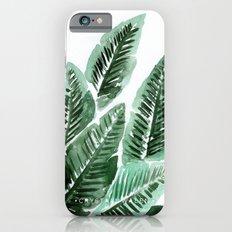 Paradise Leaves iPhone 6 Slim Case