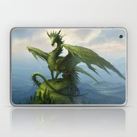 Green Dragon v2 Laptop & iPad Skin