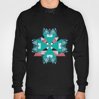 Biconic Repetition Hoody