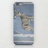iPhone & iPod Case featuring Stag  by Leanna Rosengren