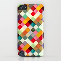 iPod Touch Cases featuring Pass this On by Danny Ivan