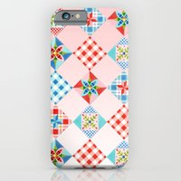 Country Days Patchwork O… iPhone 6 Slim Case