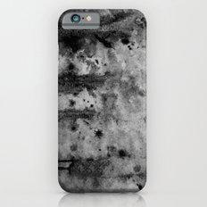 Abuse II - Black and White iPhone 6 Slim Case