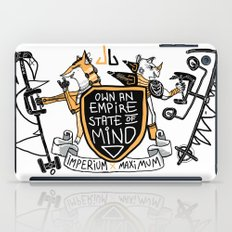 Imperial Mindset iPad Case