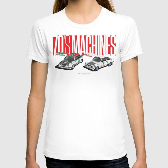 70's Machines T-shirt