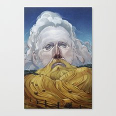 Sam Beam Canvas Print