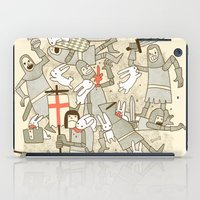 Bad Tempered Rodents iPad Case