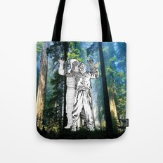 The Wolfman  Tote Bag