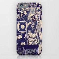 Comic Land Slim Case iPhone 6s