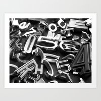 Vehicle Type Art Print