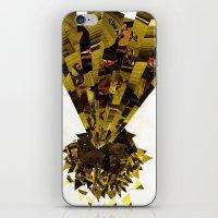 Grand Ole Hale-bopp iPhone & iPod Skin