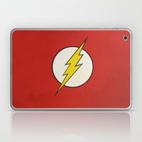 Flash Minimalist  Laptop & iPad Skin