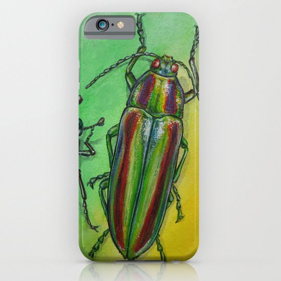Shinny Beetle iPhone & iPod Case
