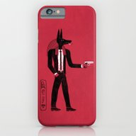 iPhone & iPod Case featuring Reservoir God by Teo Zirinis