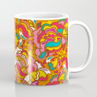 the jazz cloud Mug