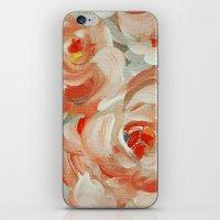 Shabby Flowers iPhone & iPod Skin