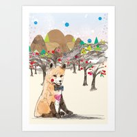 MERRY CHRISTMAS!!!!! Art Print