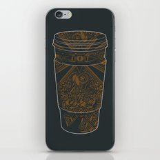 Inspired by Coffee iPhone & iPod Skin