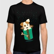 Magical Jack Mens Fitted Tee Black SMALL