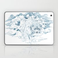 Ghost Cat Laptop & iPad Skin