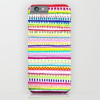 iPhone & iPod Case featuring Summer Anxiety by Chris Klemens