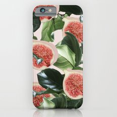 Figs & Leaves #society6 #decor #buyart iPhone 6 Slim Case