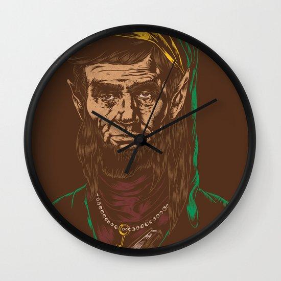 Abraham LINKoln Wall Clock