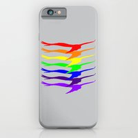 iPhone & iPod Case featuring Fly into the Rainbow by Arts and Herbs