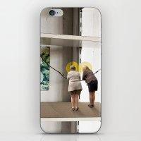 Face the Future iPhone & iPod Skin