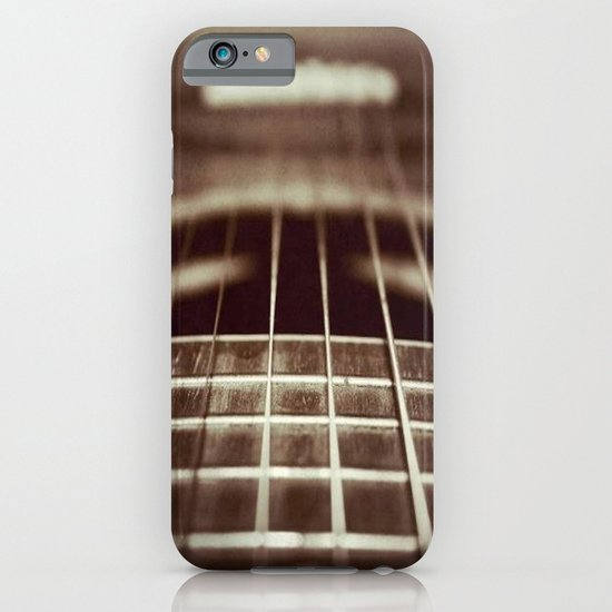 Strings  iPhone & iPod Case
