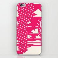 Red Dessert iPhone & iPod Skin