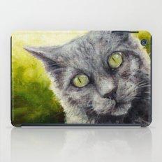 Kitty in the Summer Sun iPad Case