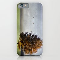 Dressed In Autumn iPhone 6 Slim Case