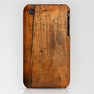 Wood Texture 340 iPhone (3g, 3gs) Slim Case