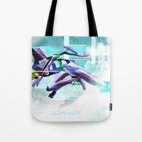Evangelion Unit 01 - Shi… Tote Bag